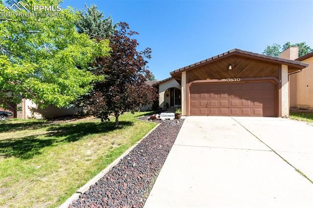 Photo for 3830 Weather Vane Drive, Colorado Springs, CO 80920 (MLS # 1974063)