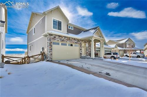 Tiny photo for 6712 Backcountry Loop, Colorado Springs, CO 80927 (MLS # 2941064)