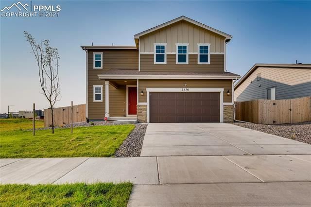 2576 Gobi Drive, Colorado Springs, CO 80939 - #: 8198065