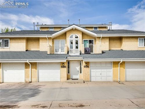 Tiny photo for 568 Observatory Drive #570, Colorado Springs, CO 80904 (MLS # 2846066)