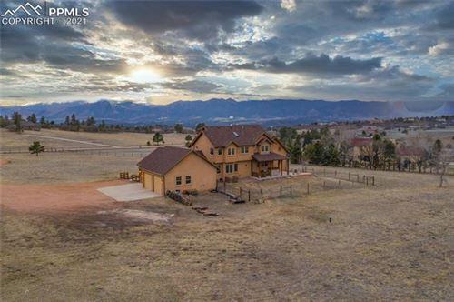 Photo of 1820 Pleier Drive, Colorado Springs, CO 80921 (MLS # 5859066)