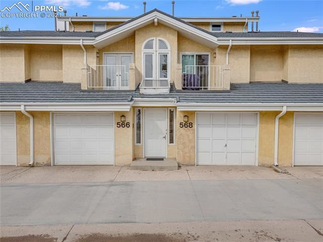 Photo for 568 Observatory Drive #570, Colorado Springs, CO 80904 (MLS # 2846066)