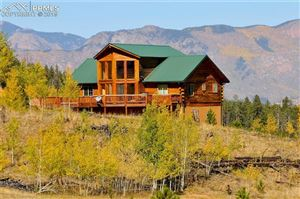 Photo of 1330 Appleby Drive, Woodland Park, CO 80135 (MLS # 1186067)