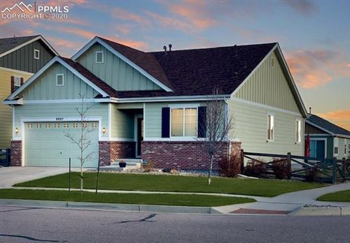 Photo of 8007 Briarthorn Lane, Colorado Springs, CO 80927 (MLS # 1564068)
