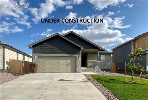 Photo of 10782 Witcher Drive, Colorado Springs, CO 80925 (MLS # 1428071)