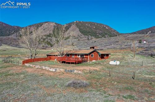 Photo of 4190 Hay Creek Road, Colorado Springs, CO 80921 (MLS # 5395071)