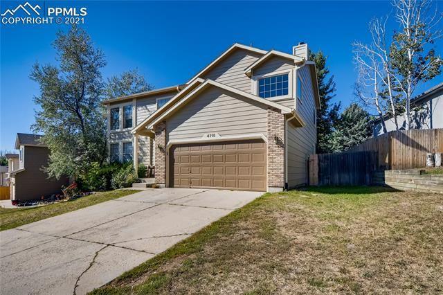 4115 Bowsprit Lane, Colorado Springs, CO 80918 - #: 2359071