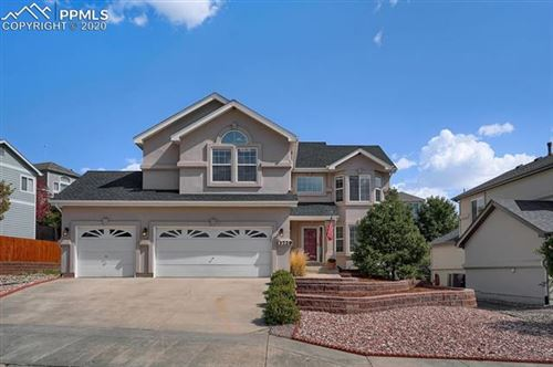 Photo of 13729 Narrowleaf Drive, Colorado Springs, CO 80921 (MLS # 6070072)