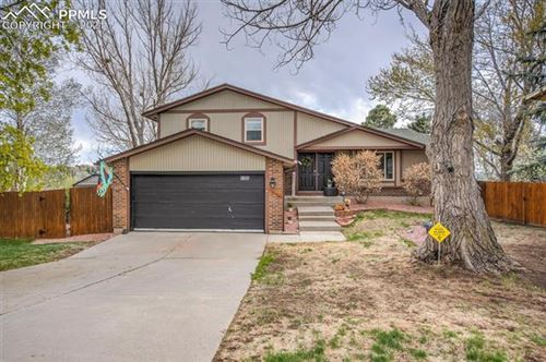 Photo of 5185 Farmingdale Drive, Colorado Springs, CO 80917 (MLS # 9853073)