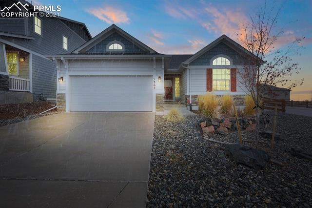 2362 Pelican Bay Drive, Monument, CO 80132 - #: 2327073
