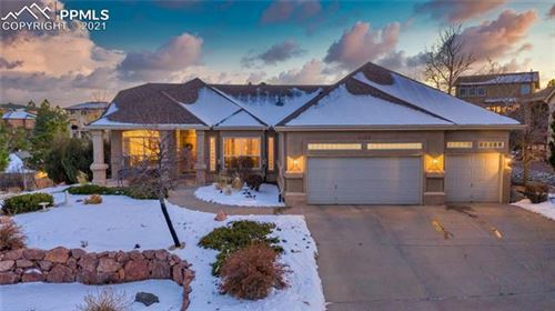 Photo of 2135 Wake Forest Court, Colorado Springs, CO 80918 (MLS # 1327074)