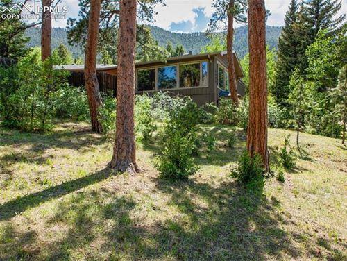 Tiny photo for 9005 Ute Road, Cascade, CO 80809 (MLS # 7513074)