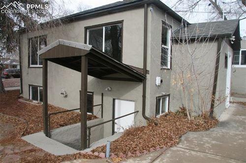 Photo of 1015 Iowa Avenue #B, Colorado Springs, CO 80909 (MLS # 9122074)