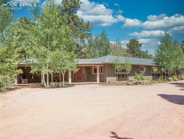 Photo for 9005 Ute Road, Cascade, CO 80809 (MLS # 7513074)
