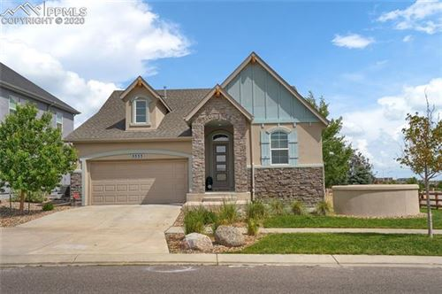 Photo of 5555 Wolf Village Drive, Colorado Springs, CO 80924 (MLS # 1123075)