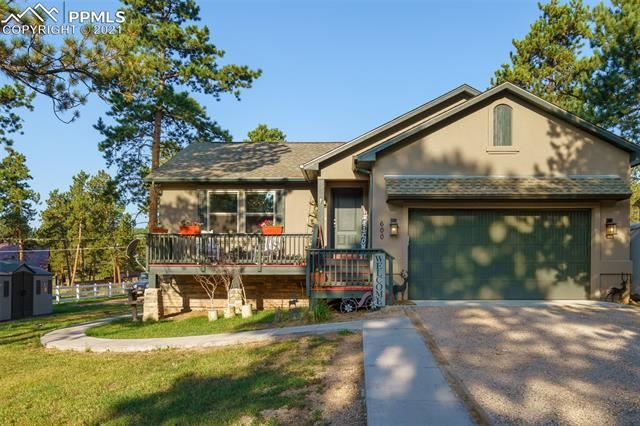 600 Spruce Street, Woodland Park, CO 80863 - #: 2454075