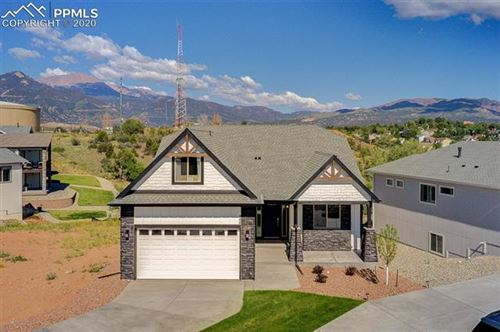 Photo of 940 Uintah Bluffs Place, Colorado Springs, CO 80904 (MLS # 2906076)