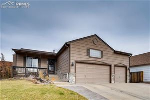 Photo of 7648 Cholla Court, Colorado Springs, CO 80922 (MLS # 5049076)