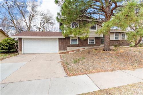 Photo of 4680 S Carefree Circle, Colorado Springs, CO 80917 (MLS # 9390076)