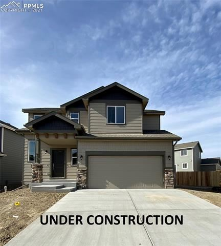 Photo of 10817 Witcher Drive, Colorado Springs, CO 80925 (MLS # 5432078)