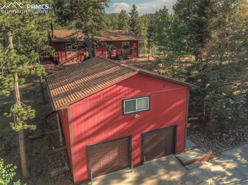 Photo of 111 E Pine Ridge Avenue, Woodland Park, CO 80863 (MLS # 7509078)