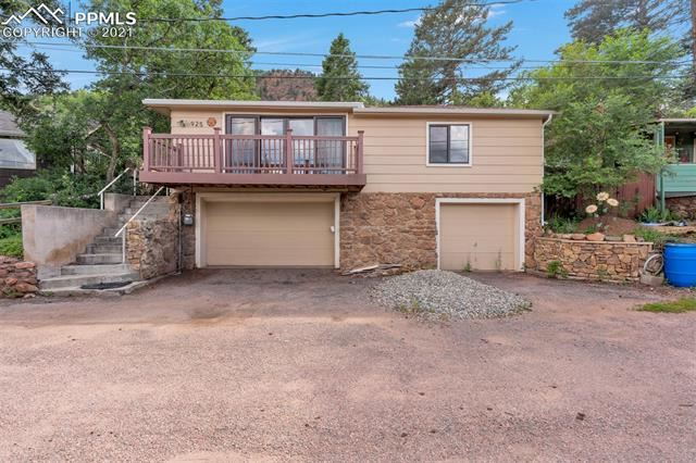 925 High Road, Manitou Springs, CO 80829 - #: 5858078