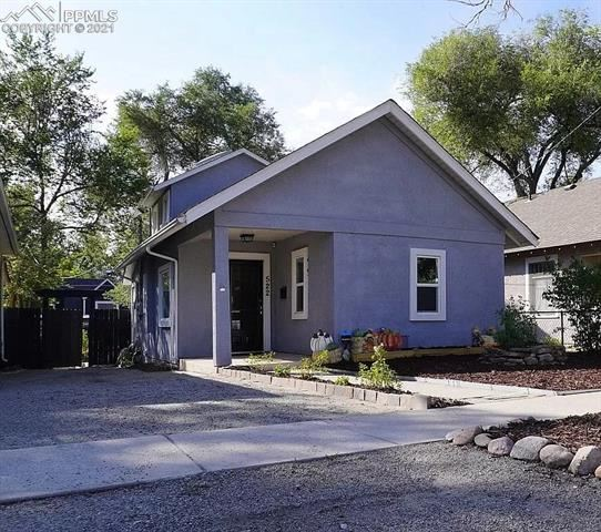 Photo for 522 N Prospect Street, Colorado Springs, CO 80903 (MLS # 9904078)