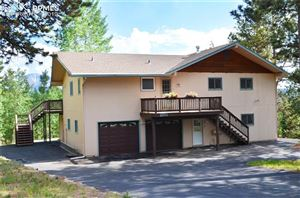 Photo of 1051 Forest Hill Road, Woodland Park, CO 80863 (MLS # 6288079)