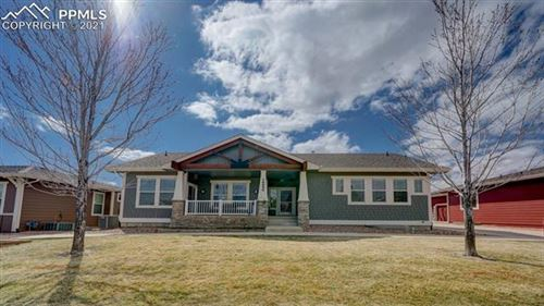Photo of 16850 Buffalo Valley Path, Monument, CO 80132 (MLS # 8430079)