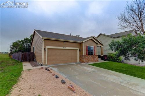 Photo of 3855 Happy Jack Drive, Colorado Springs, CO 80922 (MLS # 3752080)