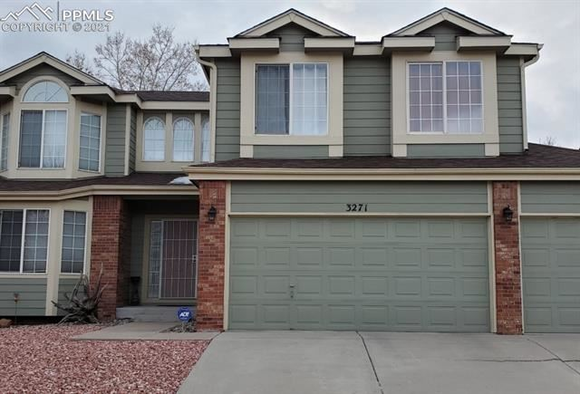 Photo for 3271 Tail Spin Drive, Colorado Springs, CO 80916 (MLS # 9493082)