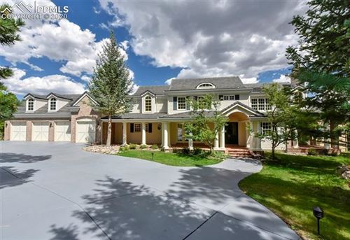 Photo of 4235 Stone Manor Heights, Colorado Springs, CO 80906 (MLS # 9108083)