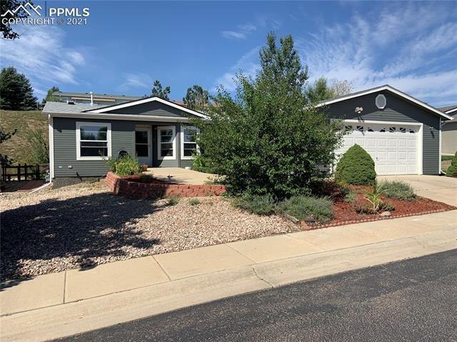 4511 Gray Fox Heights, Colorado Springs, CO 80922 - #: 3326084