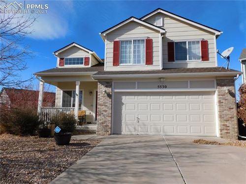 Photo of 5530 City Vista Drive, Colorado Springs, CO 80917 (MLS # 4252085)