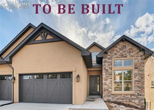 Photo of 1338 Longs Point, Woodland Park, CO 80863 (MLS # 8425085)