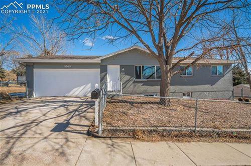 Photo of 2303 Sombrero Drive, Colorado Springs, CO 80910 (MLS # 9035085)