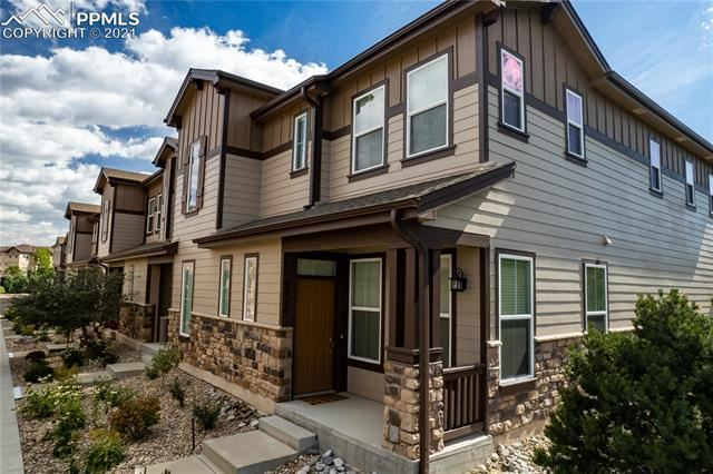 6244 Fowler Mill Point, Colorado Springs, CO 80923 - #: 9801085