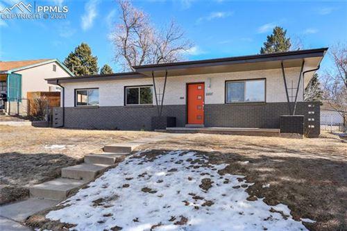 Photo of 2207 Farragut Avenue, Colorado Springs, CO 80907 (MLS # 2929088)