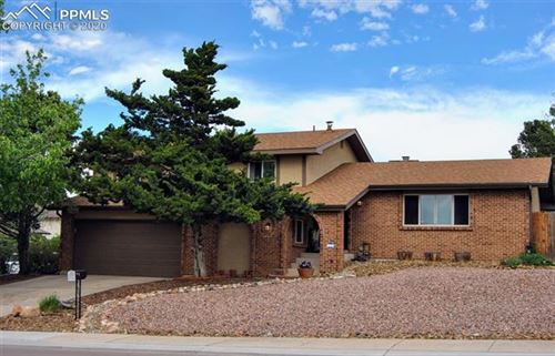 Photo of 3485 Inspiration Drive, Colorado Springs, CO 80917 (MLS # 4538088)