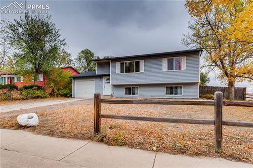 Photo of 4096 Colony Hills Circle, Colorado Springs, CO 80916 (MLS # 6979088)