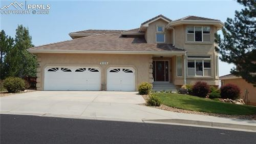 Photo of 5125 Briscoglen Drive, Colorado Springs, CO 80906 (MLS # 7025088)
