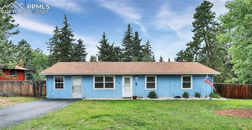 Photo of 990 N Park Drive, Woodland Park, CO 80863 (MLS # 3452089)