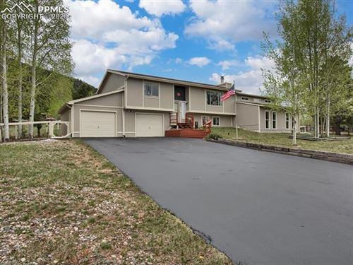 Photo of 989 Forest Edge Road, Woodland Park, CO 80863 (MLS # 4343091)