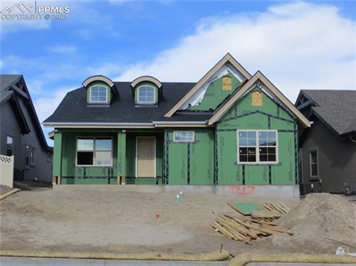 Photo of 9727 Wolf Lake Drive, Colorado Springs, CO 80924 (MLS # 9546091)