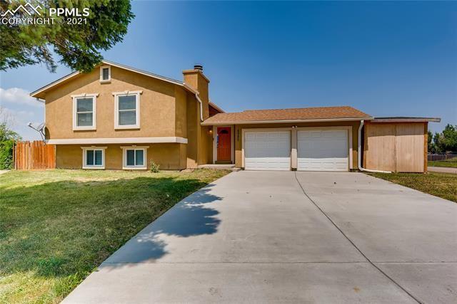 6980 Goldfield Drive, Colorado Springs, CO 80911 - #: 2992092