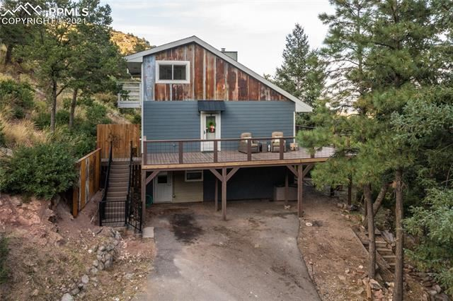 814 Crystal Park Road, Manitou Springs, CO 80829 - #: 2152094