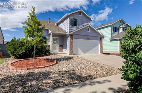 Photo of 5528 Vermillion Bluffs Drive, Colorado Springs, CO 80923 (MLS # 1142095)