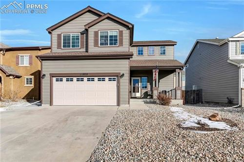 Photo of 1835 Capital Drive, Colorado Springs, CO 80951 (MLS # 7507095)