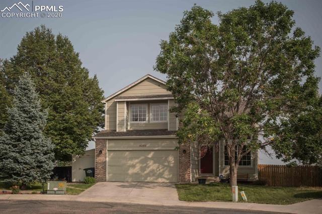 4295 Kyle Lane, Colorado Springs, CO 80916 - MLS#: 2935095