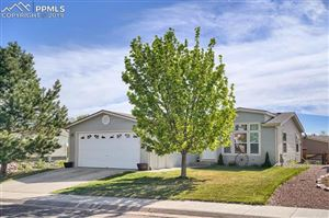 Photo of 4115 Gray Fox Heights, Colorado Springs, CO 80922 (MLS # 6386096)